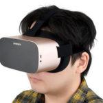 VRのHMD